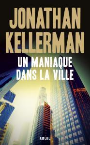 Couverture de l'ouvrage Un maniaque dans la ville