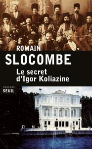 couverture Le Secret d'Igor Koliazine