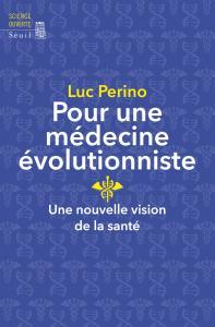 couverture Pour une médecine évolutionniste