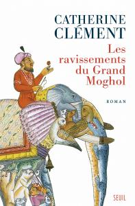 couverture Les Ravissements du Grand Moghol