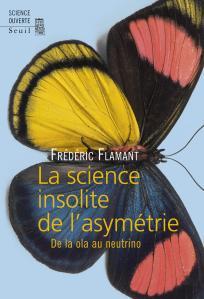 couverture La Science insolite de l'asymétrie