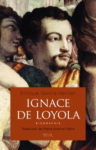 couverture Ignace de Loyola