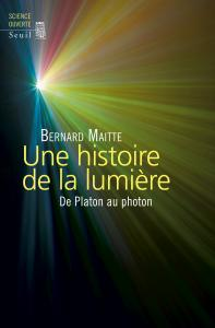 couverture Une histoire de la lumière