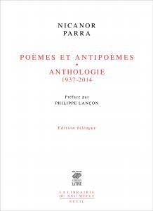 couverture Poèmes et antipoèmes et Anthologie