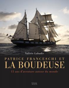 Couverture de l'ouvrage Patrice Franceschi et La Boudeuse