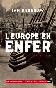 couverture L'Europe en enfer (1914-1949)