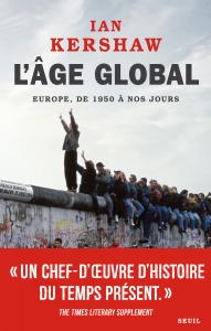 couverture L'?ge global