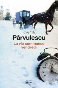 couverture La Vie commence vendredi