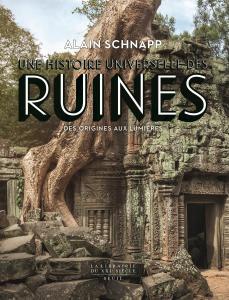 couverture Une histoire universelle des ruines