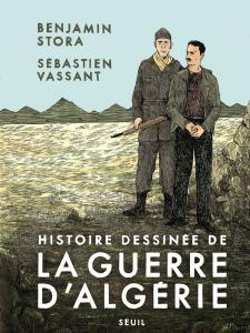 Couverture de l'ouvrage Histoire dessinée de la guerre d'Algérie