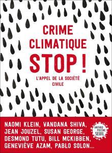 couverture Crime climatique stop !