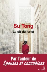 couverture Le Dit du Loriot