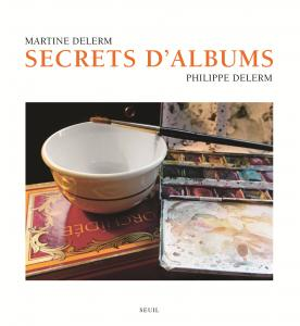 couverture Secrets d'albums