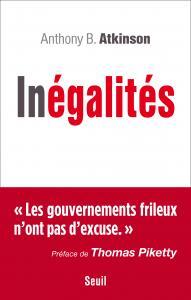 Couverture de l'ouvrage Inégalités