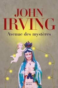 couverture Avenue des mystères