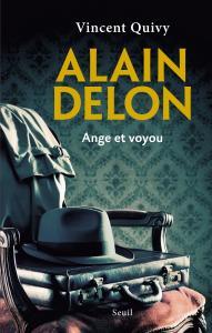 couverture Alain Delon, ange et voyou