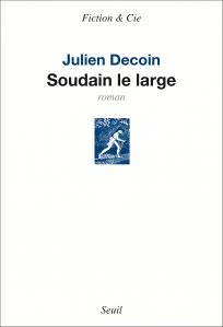 couverture Soudain le large