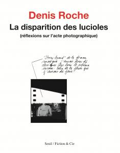 couverture La Disparition des lucioles