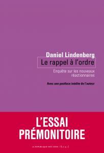 Couverture de l'ouvrage Le Rappel à l'ordre (nouvelle édition)