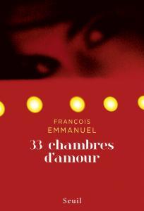 couverture 33 Chambres d'amour