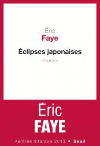couverture Éclipses japonaises