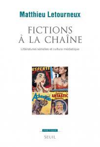 couverture Fictions à la chaîne