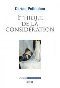 couverture Ethique de la considération