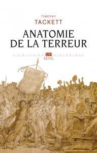 couverture Anatomie de la Terreur