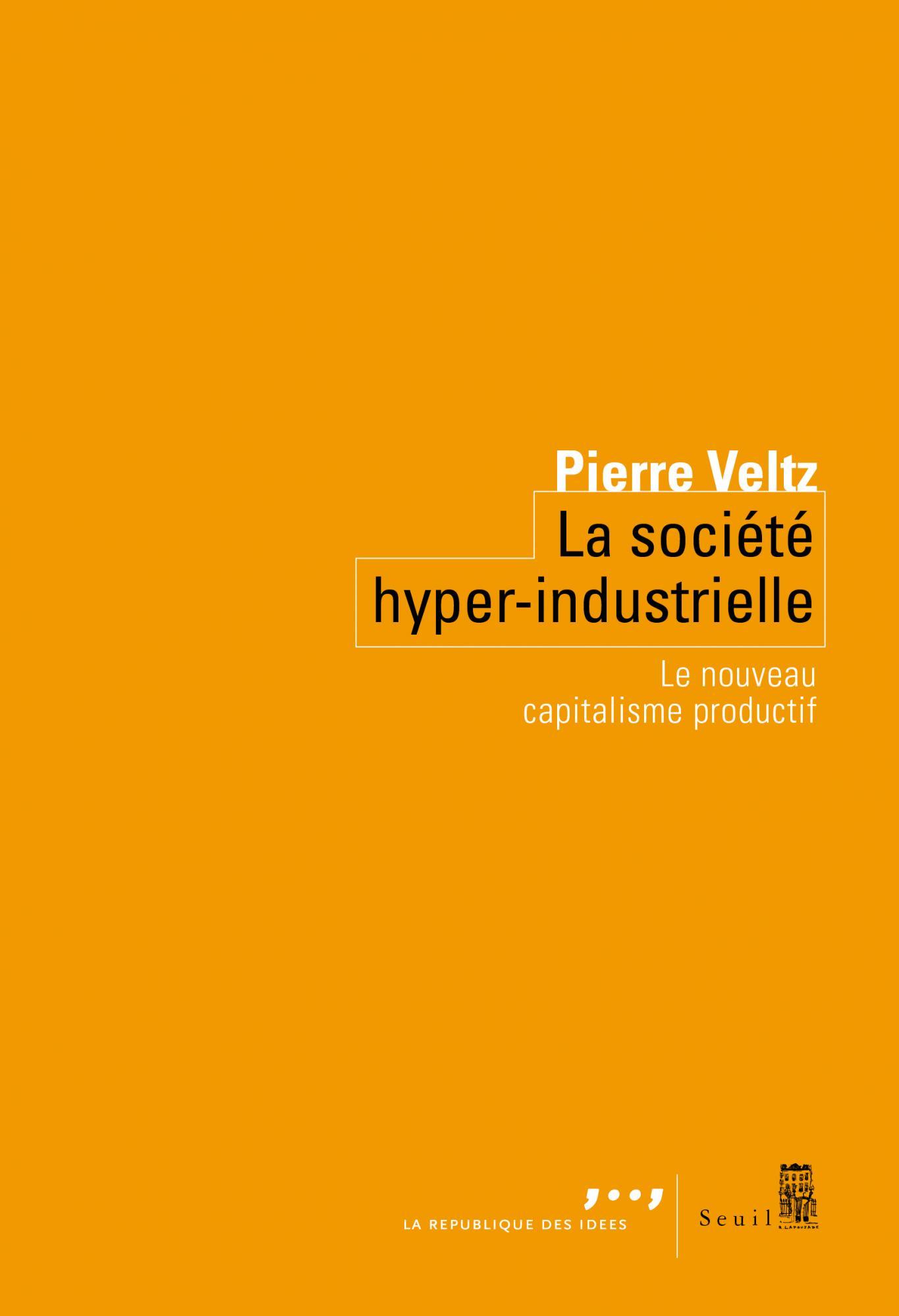 Vignette document La  société post-industrielle : le nouveau capitalisme productif