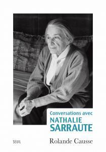couverture Conversations avec Nathalie Sarraute