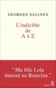 couverture L'Indicible de A à Z