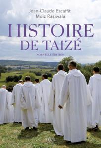 couverture Histoire de Taizé
