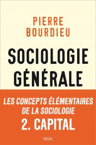 couverture Sociologie générale, vol. 2