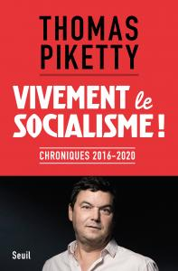 couverture Vivement le socialisme !