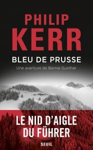 couverture Bleu de Prusse, une aventure de Bernie G...
