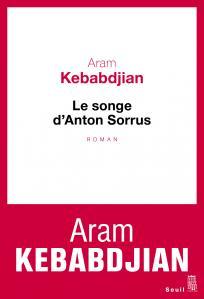 couverture Le Songe d'Anton Sorrus
