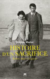 Histoire d'un sacrifice