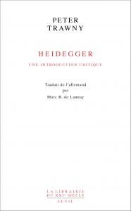 couverture Heidegger, une introduction critique