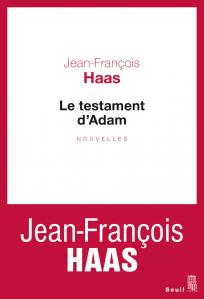 couverture Le Testament d'Adam