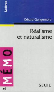 Couverture de l'ouvrage Réalisme et Naturalisme