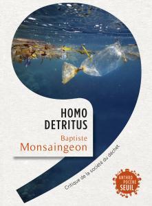 couverture Homo detritus