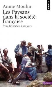 couverture Les Paysans dans la société française