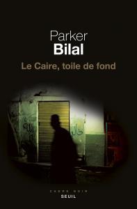 couverture Le Caire, toile de fond