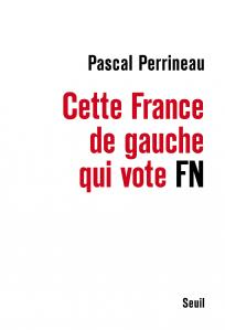 couverture Cette France de gauche qui vote FN