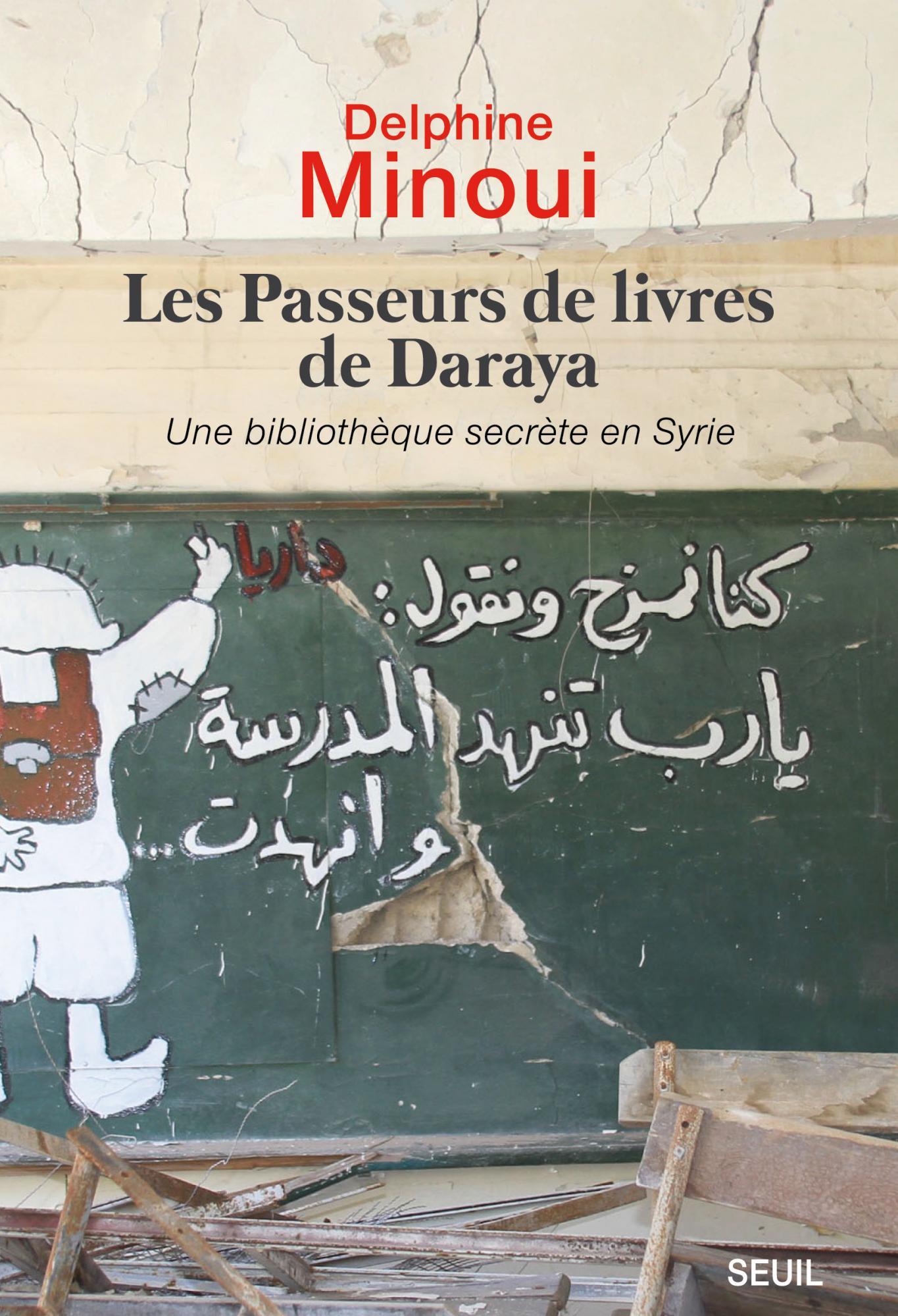 """Résultat de recherche d'images pour """"delphine minoui les passeurs de livres"""""""