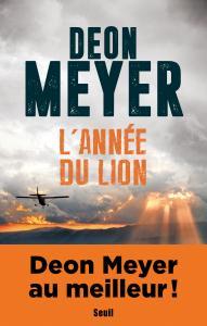 couverture L'Année du Lion