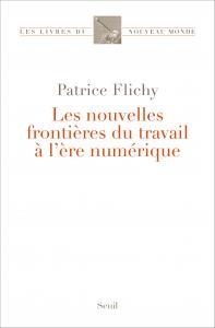 couverture Les Nouvelles Frontières du travail à l'...