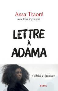 couverture Lettre à Adama