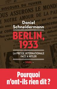 couverture Berlin, 1933