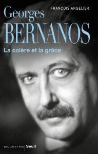 couverture Georges Bernanos, la colère et la grâce